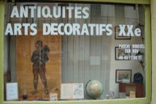 Antiquités, arts décoratifs XXème siècle