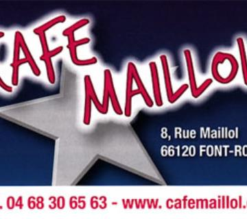 BAR Cafe Maillol