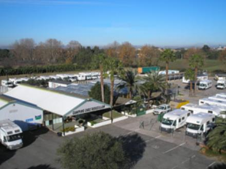 Camping Cars Roussillon