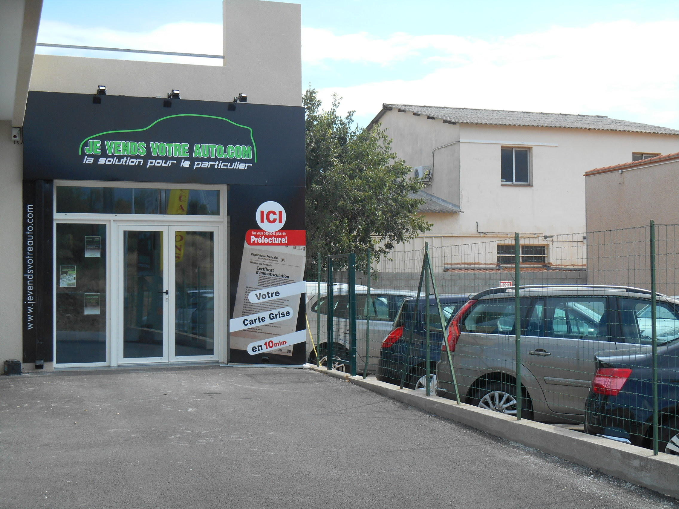 Je vends votre auto com mobile argel s sur mer for Garage automobile argeles sur mer