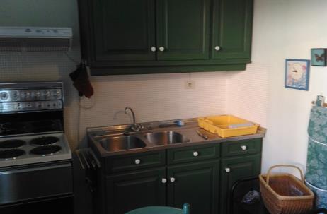 Massina, cuisine et équipement