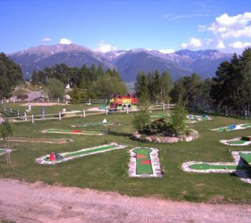 Mini Golf de Font-Romeu