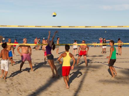 St-Cyp Beach Sport tournoi
