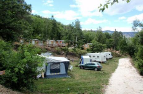 Camping Les Cerisiers Vernet