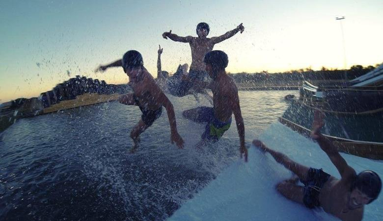 TORREILLES LOI FRENZY PALACE WATERJUMP