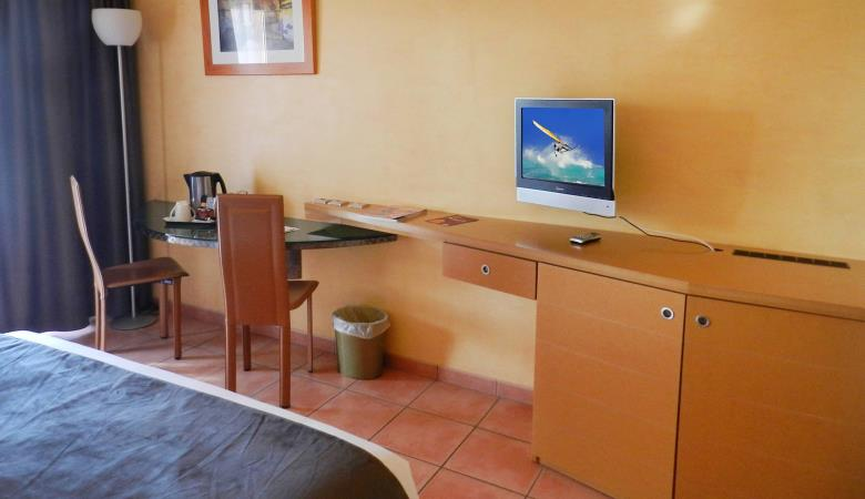 Argeles village club hotel COIN BUREAU