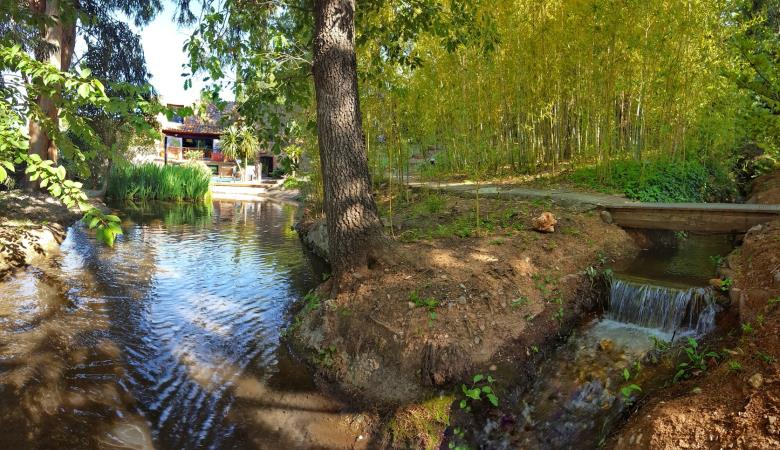 Aspres Thuir Casa 9 étang