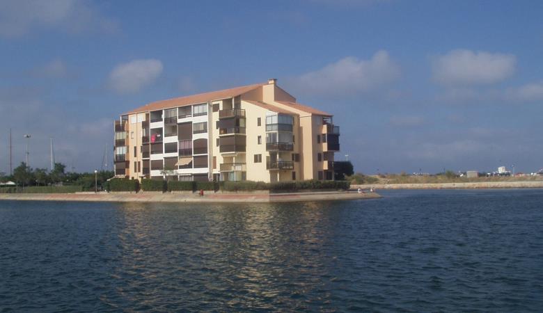 Bach residence Cap Marine 1