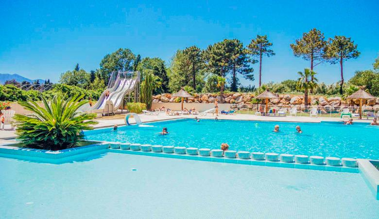 Camping Sunelia Les Pins 1