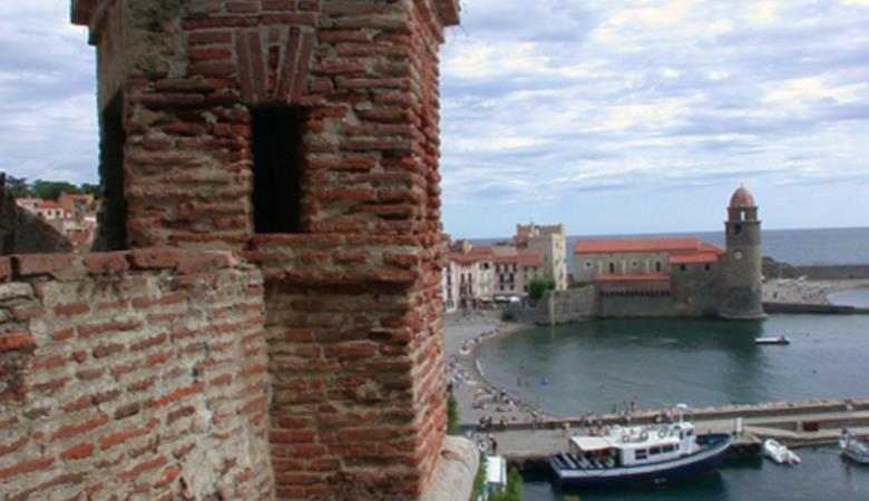 Chateau Collioure 2