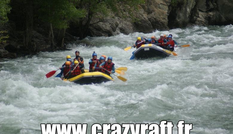 Crazy Raft 4