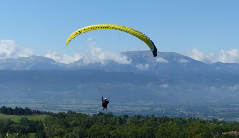 Frederic Maugery parapente 4