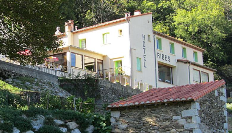 Hotel Ribes 2