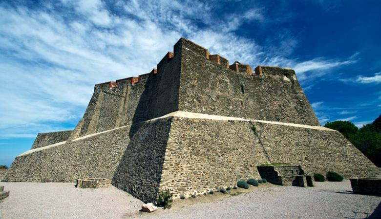 5- Fort Saint Elme