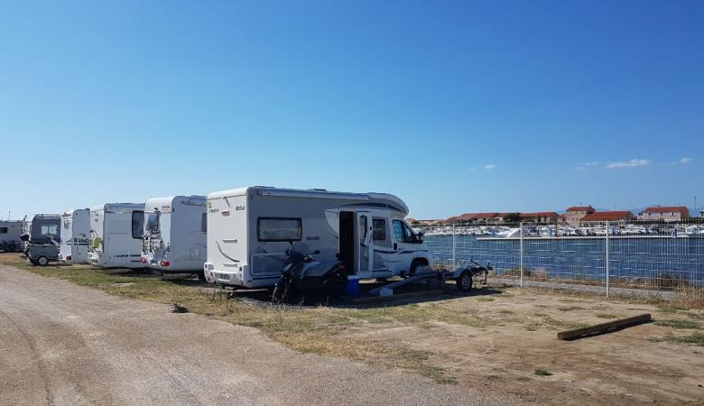 PORT BARCARES CAMPING CAR PARK 2019 2