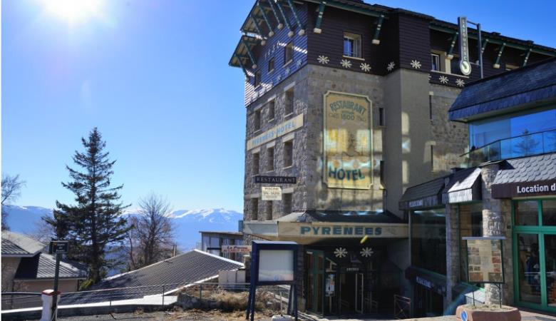 Pyrenees Hotel 1
