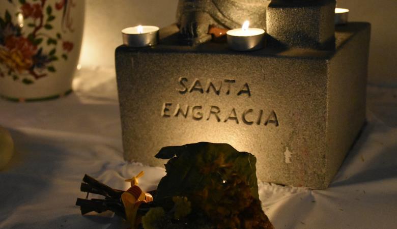 Chapelle Santa Engracia