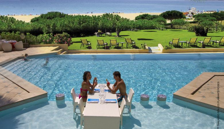 Table piscine