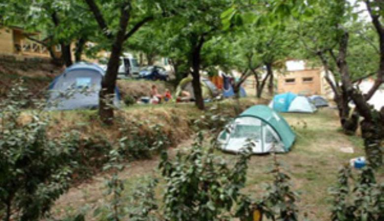 Camping Les Cerisers Vernet