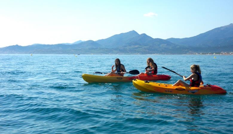 argeles-club-emeraude-location-kayak-rent